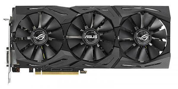 Review: Asus ROG Strix GeForce GTX 1070 Ti A8G Gaming