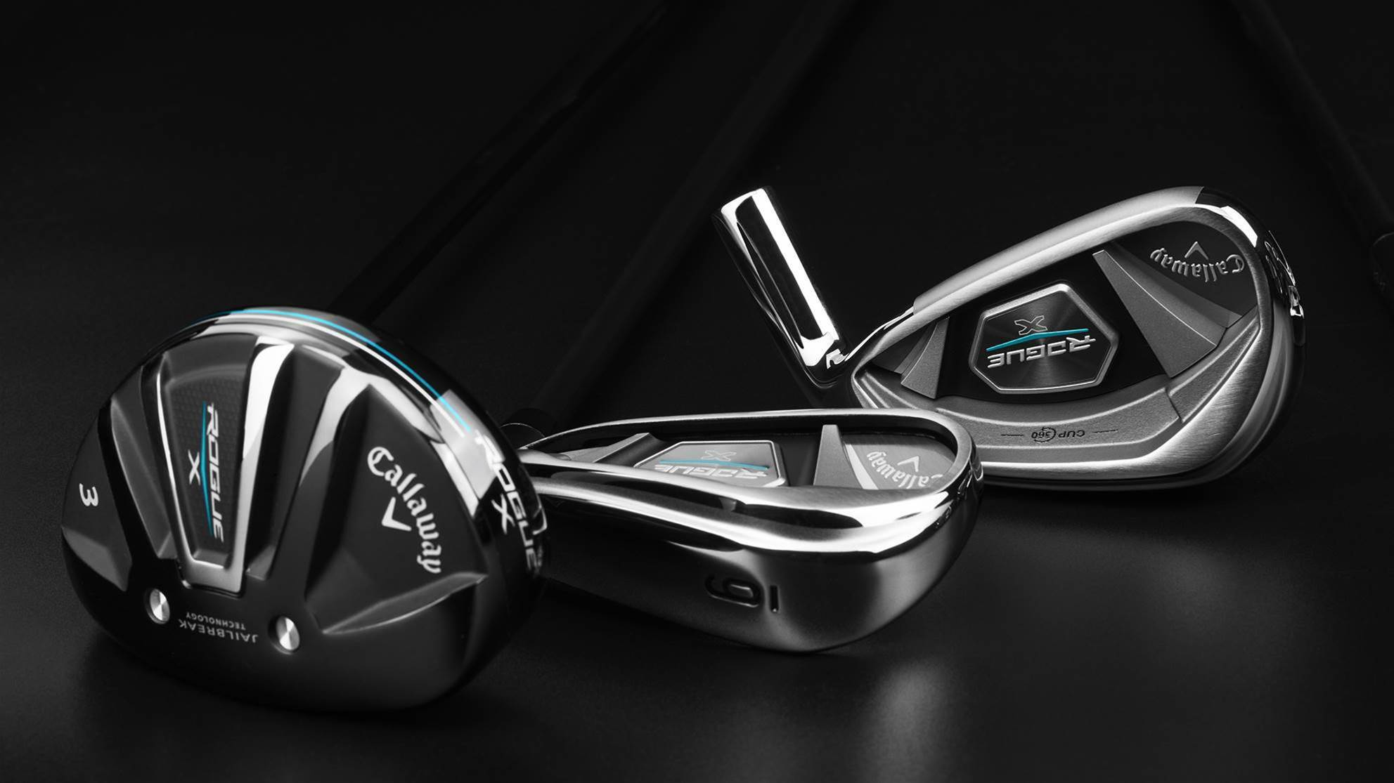 Callaway add irons and hybrids to Rogue range