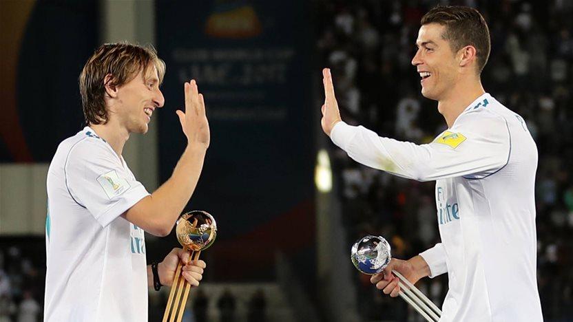 """It's a shame"": Modric responds to Ronaldo's Real Madrid departure"
