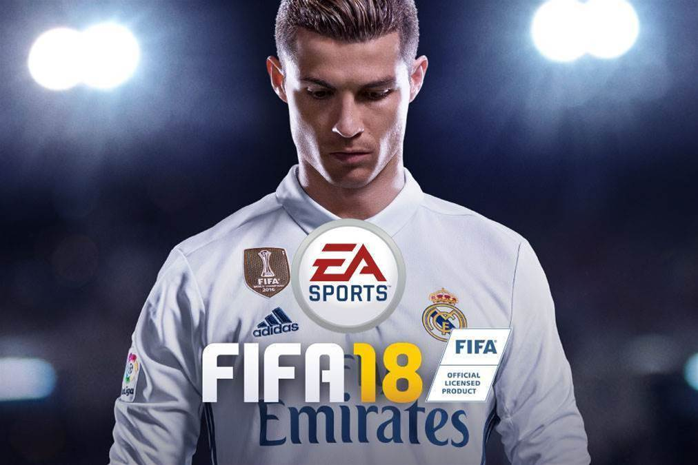One amazing fact about FIFA18...