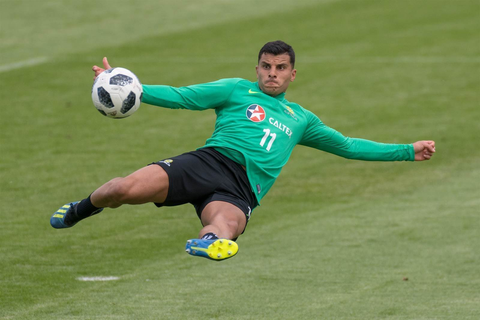 Nabbout: No tensions in camp...