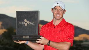 McIlroy surges to win, Aussies in top-10