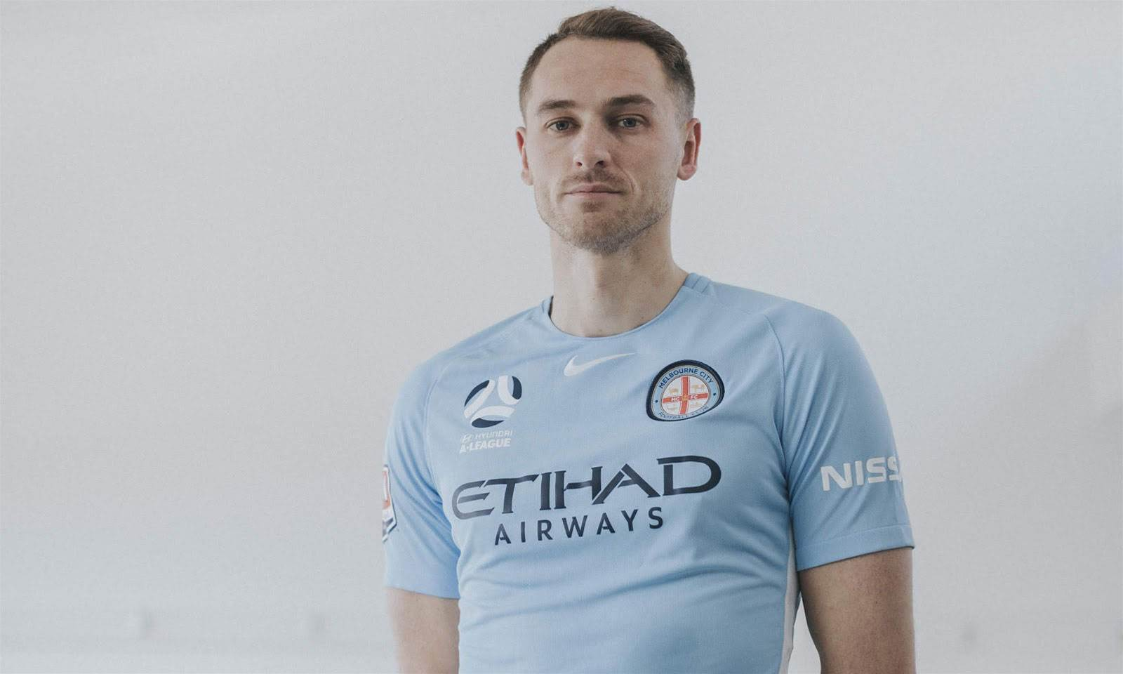 Rostyn Griffiths signs with Melbourne City