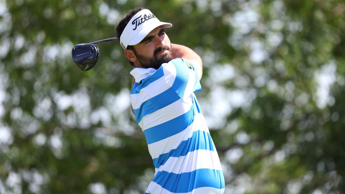 Winner's Bag: Antoine Rozner – Commercial Bank Qatar Masters