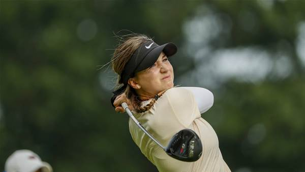 US Women's Amateur: Aussies Ruffels and Mahar advance