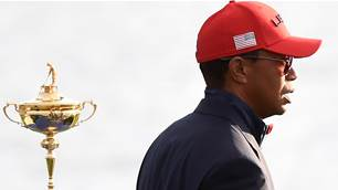 Woods wanted as vice-captain at Ryder Cup