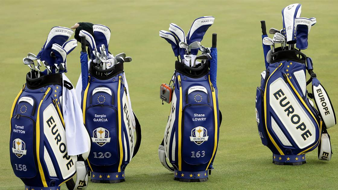 Ryder Cup equipment round up
