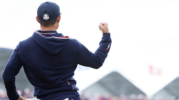 U.S. dominance continues at the Ryder Cup