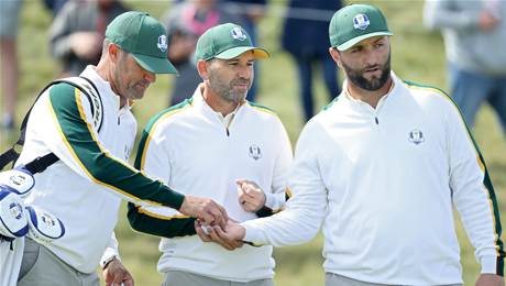 Opening Ryder Cup matches set