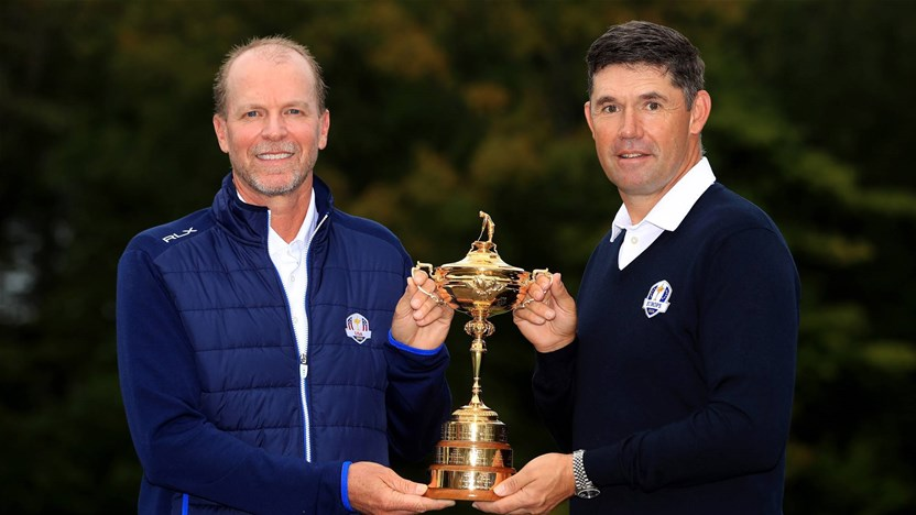 Ryder Cup captains back postponement