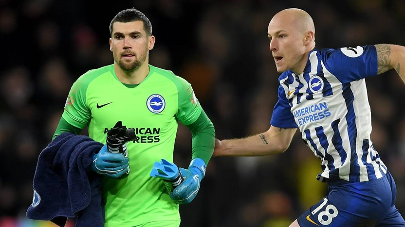 Aussie duo key to Brighton's EPL battle