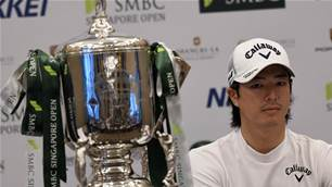 Ishikawa looking to renew rivalry at Singapore Open