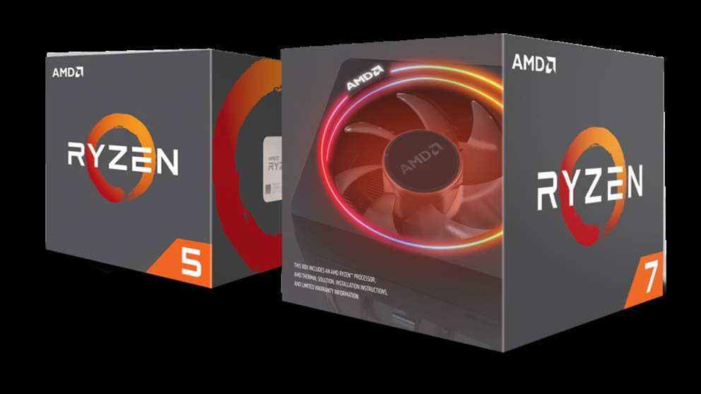 2nd gen AMD Ryzen processors are now available!