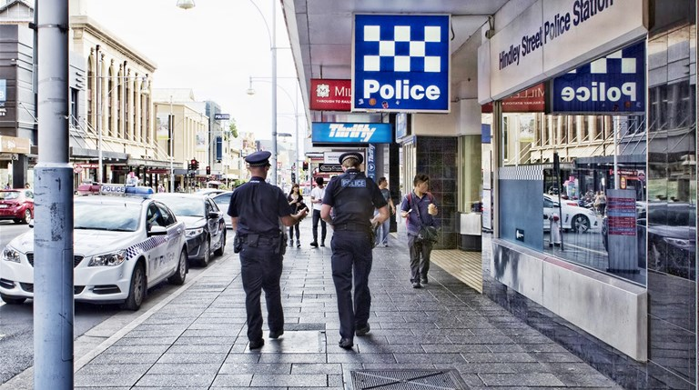 SA Police takes aim at mobility, safety in agency-wide smartphone rollout