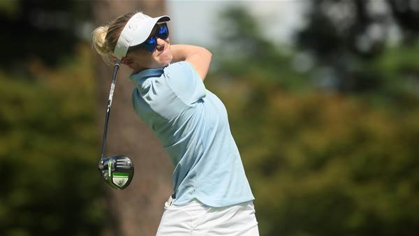 Sagstrom beats heat to take first-round Olympic lead