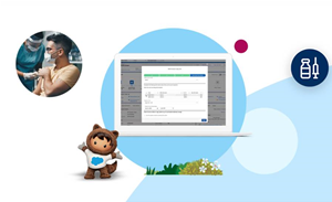 Salesforce develops platform to help manage COVID vaccinations