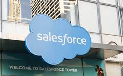 Salesforce eyes Slack acquisition