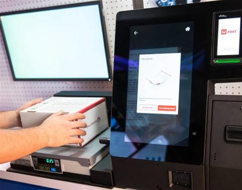 Australia Post to resume work on AI-powered parcel lodgement kiosk