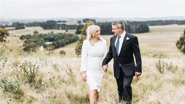 Sam Armytage's tips for getting married over 40