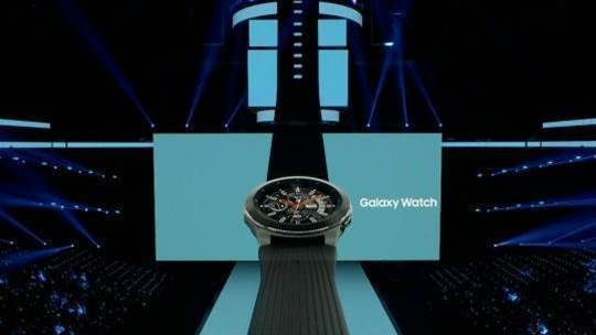 Samsung Galaxy Watch unveiled at Unpacked 2018