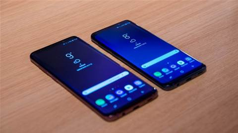 Hands-on with the Samsung Galaxy S9 and S9+