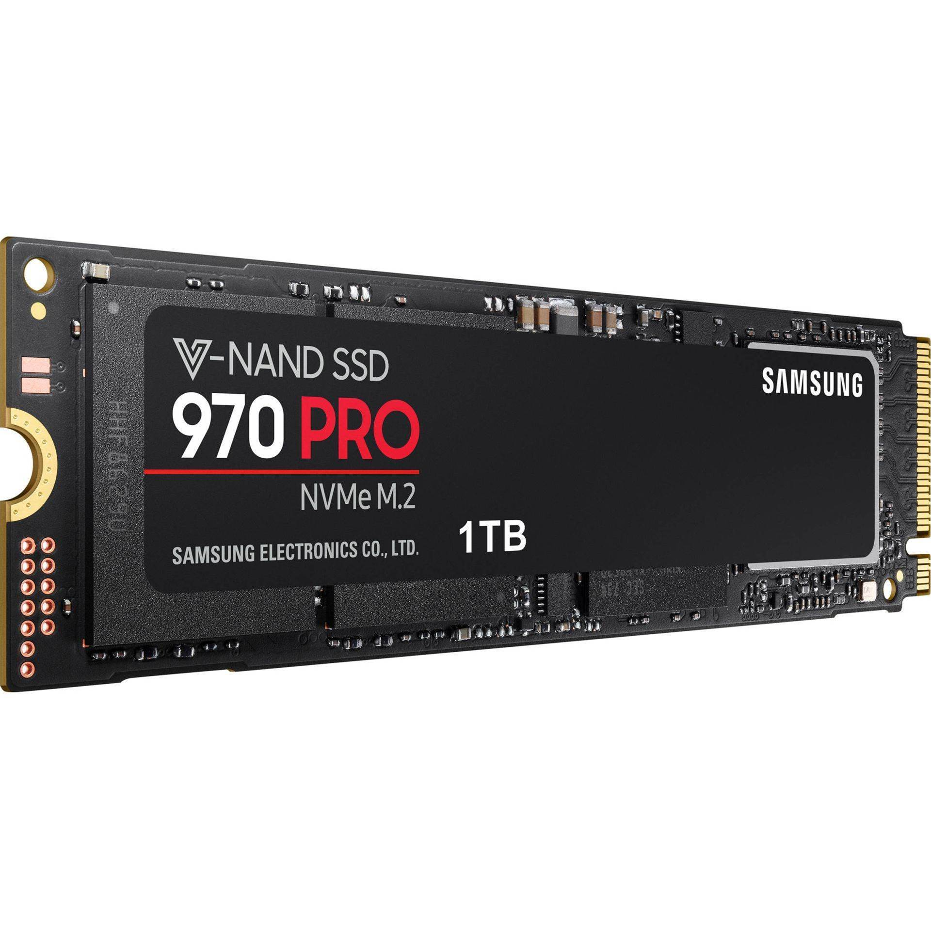 Review: Samsung 970 Pro 1TB M.2 SSD