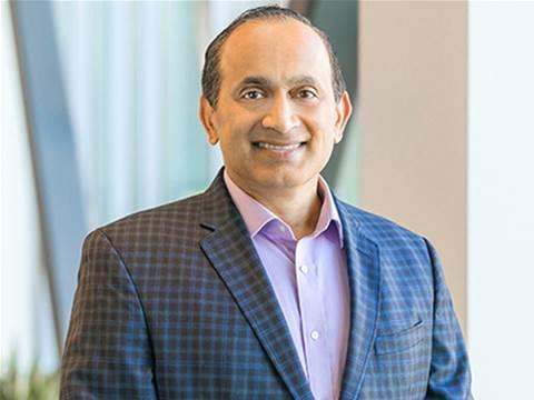 VMware's Sanjay Poonen exits