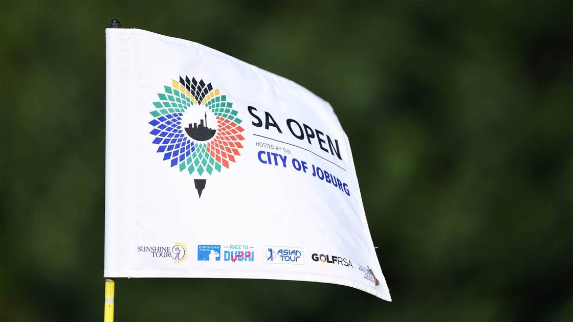 The Preview: South African Open hosted by the City of Johannesburg