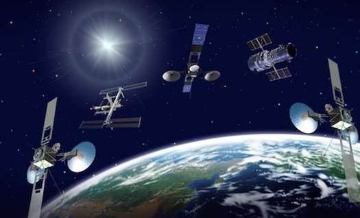 Defence progresses its space awareness projects