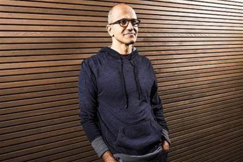 Microsoft's Satya Nadella talks Citrix partnership