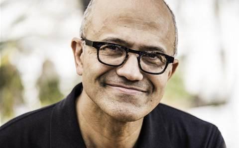 Satya Nadella on Microsoft's 'structural transformation'