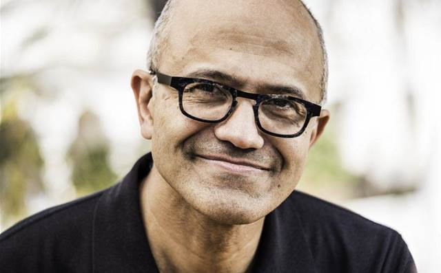 Microsoft CEO touts 'new franchises' in security, gaming, LinkedIn