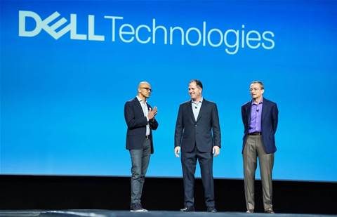 Michael Dell interview: We're quite ahead of HPE