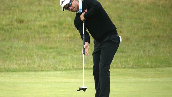 AUS PGA: Scott taking a long shot