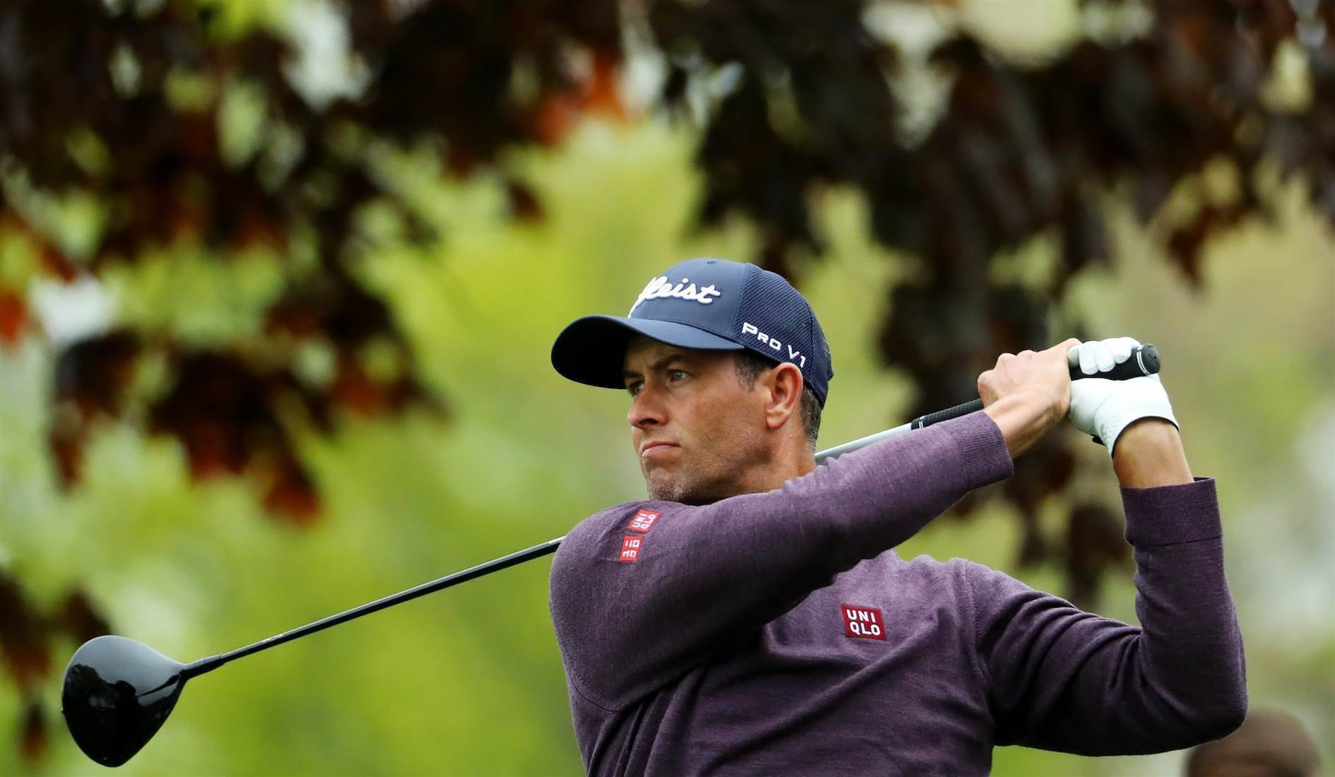 Improving Scott a major chance at Bethpage