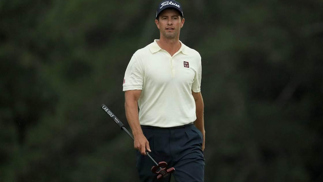 Potential mid-tournament putter change for Scott