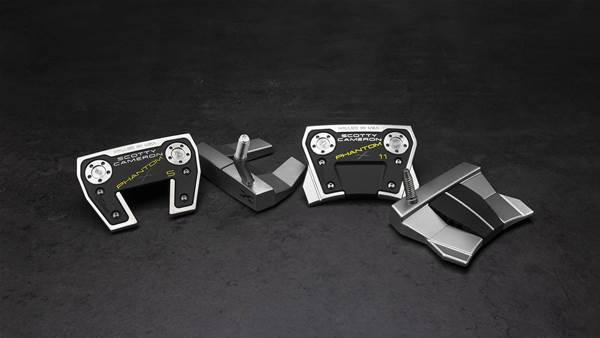 Titleist introduces new Scotty Cameron Phantom X putters