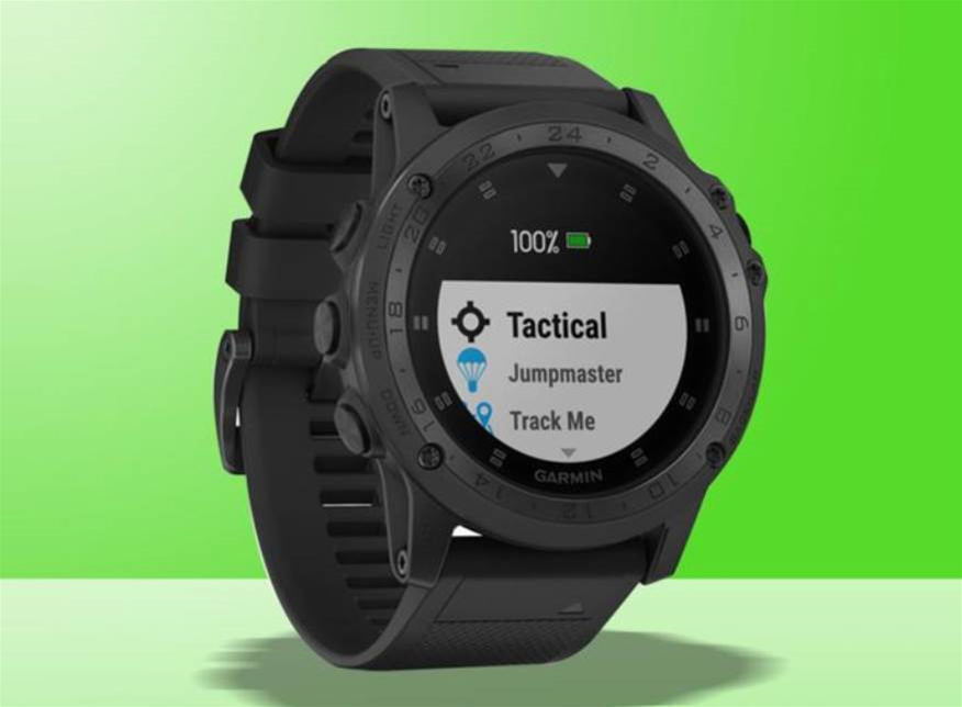 With Garmin's new Tactix Charlie GPS watch, you'll never get lost again