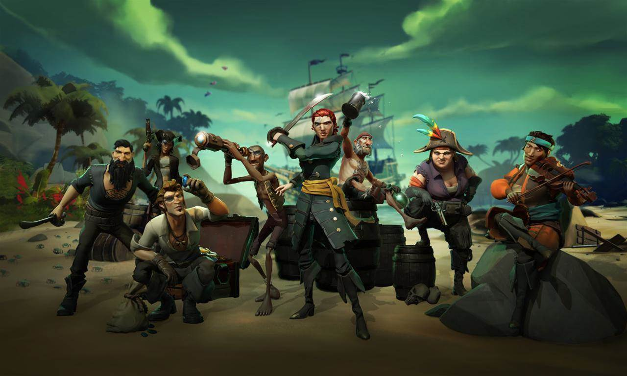 Sea of Thieves' Mike Chapman on making multiplayer truly cooperative