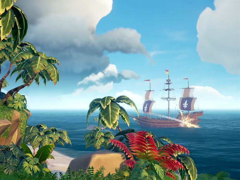 Review: Sea of Thieves