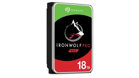 Seagate IronWolf Pro 18TB Review | NAS drive