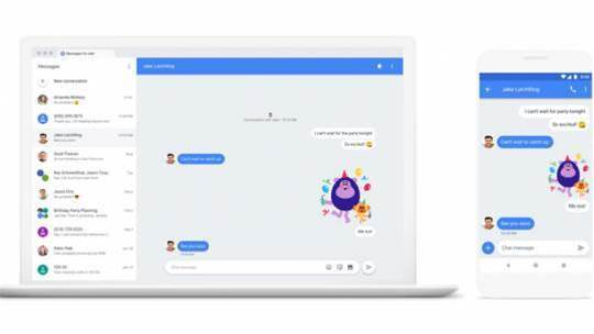 You can now send texts from your PC with Android Messages