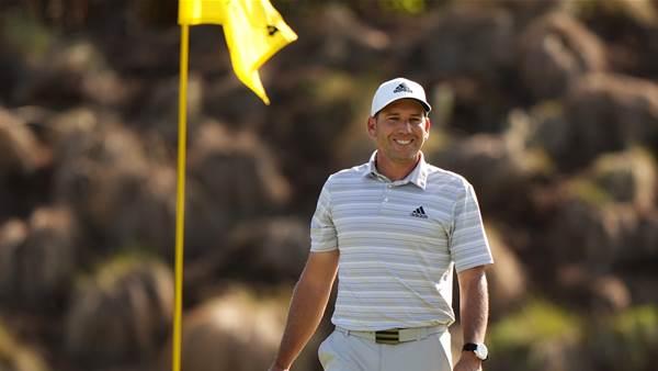 Hole-in-one helps Garcia reach WGC last 16
