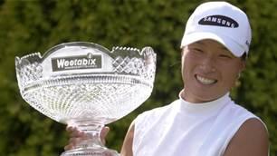 AIG Women's Open celebrates 20 years since Se Ri Pak shone at Sunningdale