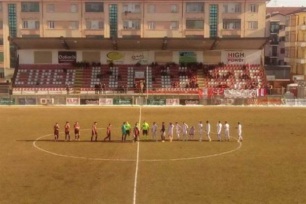 Italian club beaten 20-0 after fielding seven players