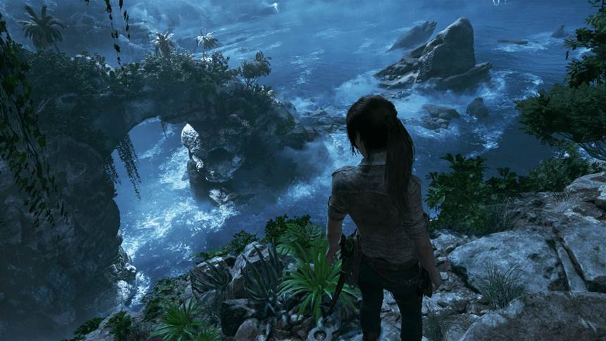 New E3 trailer shows Lara Croft looking more battle-ready than ever