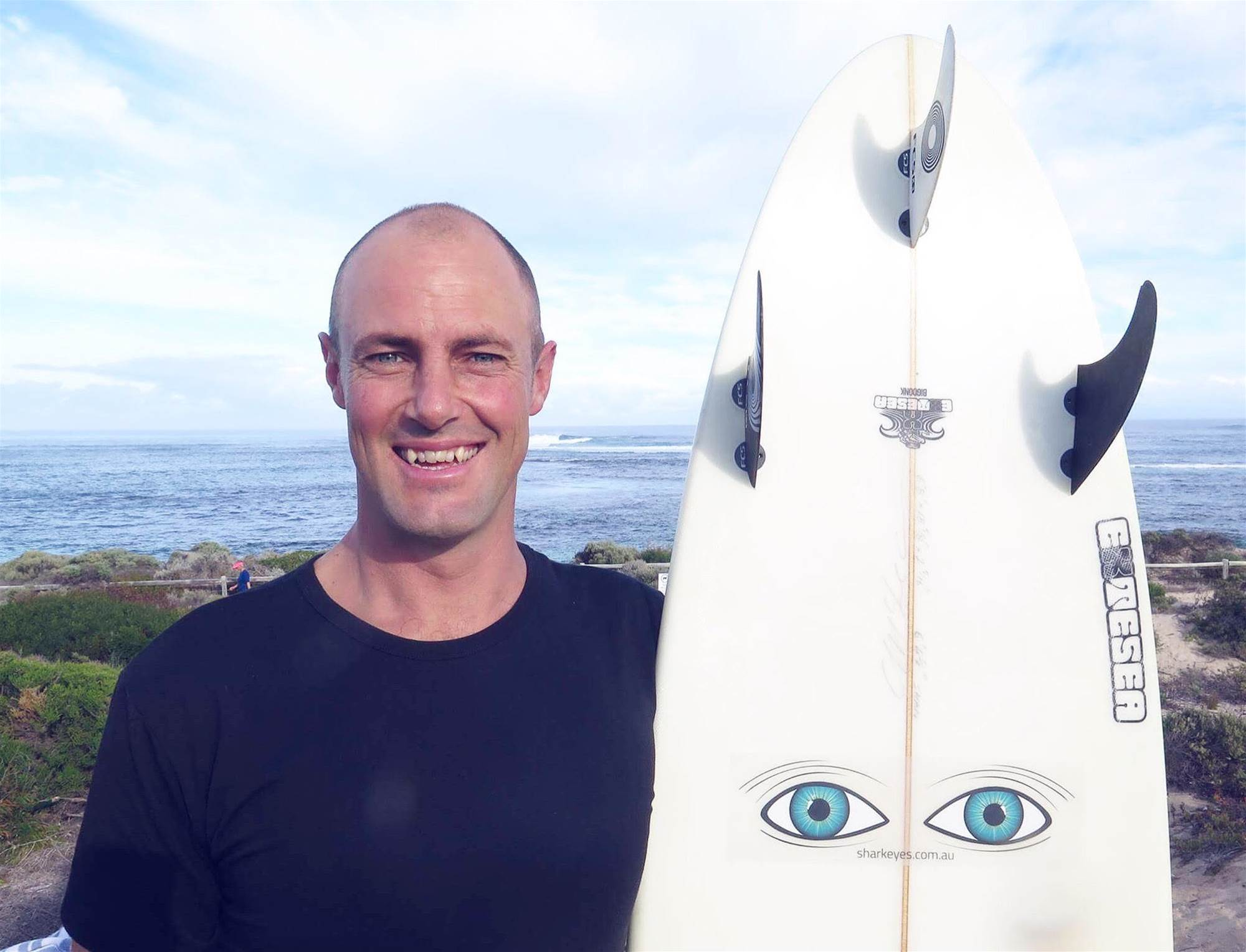 Is Shanan Worrall's Shark Eyes Technology A Shark Attack Solution?