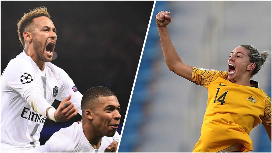Neymar and Mbappe's club offer to Matildas