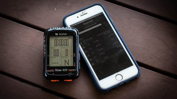 TESTED: Bryton Rider 450 GPS
