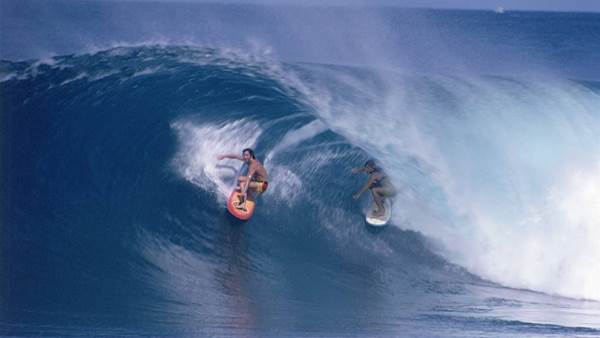 Boards that won World Titles: Shaun Tomson's 'Free Ride'  Spider Murphy